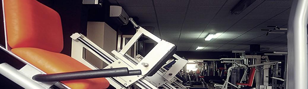 Maquinas de musculación